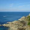 Cool walk back along the coastal path too... <br /> The Route National in Brittany looks to be a fabulous thing to do!