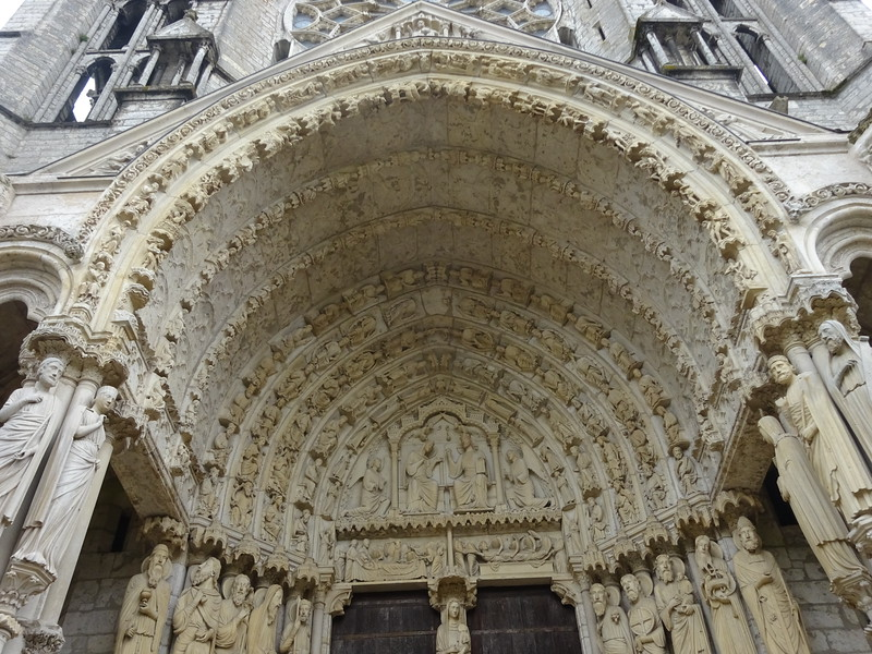 The north porch - WOW!