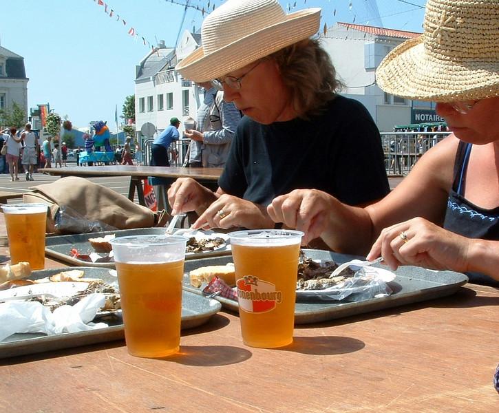 fresh sardines and beer mmmmmmmmmmm