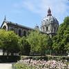 Square Marcel Pagnol & Église Saint-Augustin