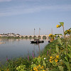 De Romeinse brug bij Gien