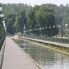 Het aquaduct bij Gein (ontwerp van Eiffel)