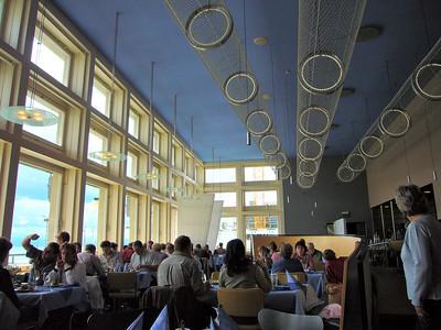 Zeppelin Museum restaurant