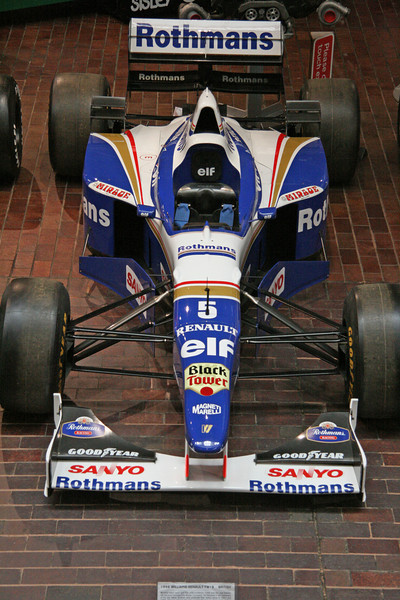1996 Williams Renault FW18
