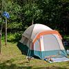 Heather & Jeremy's Tent