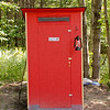 Outhouse Front