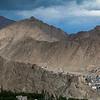 Sankar Monastery. As seen from Shanti Stupa.