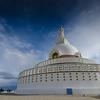 Shanti STupa. Leh.