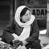 Fruit Seller. Leh Market.