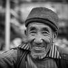 Dry fruit seller. Leh Market.