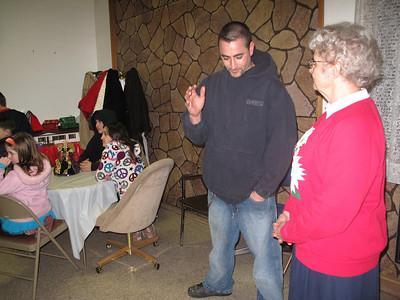Galbraith Christmas Party 2010