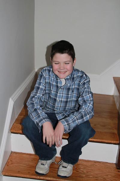 Garrett 2011 Christmas card