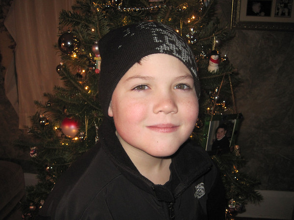 Garrett Christmas card 2009