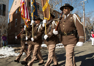 Alexandria  Sheriff's  Office  Honor  Guard