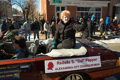 "Redella S. ""Del"" Pepper	City Councilwoman"