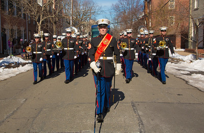 Quantico Marine Base Band