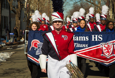 TC Williams High School Marching Band