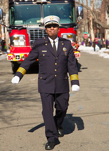 Fire Chief Adam Thiel	Alexandria Fire Department
