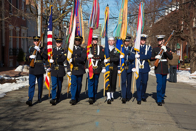 Armed Forces Color Guard	Military District of Washington