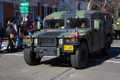 Marine Corps H3 HummerQuantico Marine Base