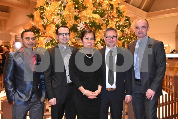 Gestamp  Holiday Party 2016