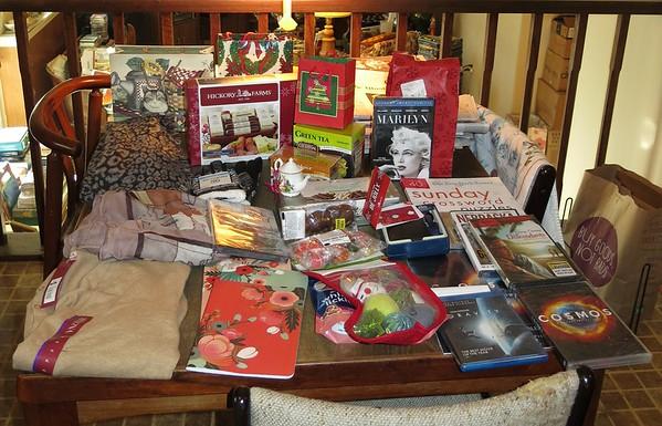 2014-12-25 Christmas Gifts