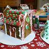 Nikki's finished house!