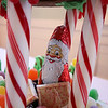 Detail at Petaluma Gingerbread House Showcase & Competition Hosted by Hotel Petaluma December 15-17th 2017. Victoria Webb for the Argus-Courier