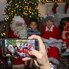 Santa and Mrs. Claus were a hit at Petaluma Gingerbread House Showcase & Competition Hosted by Hotel Petaluma December 15-17th 2017. Victoria Webb for the Argus-Courier