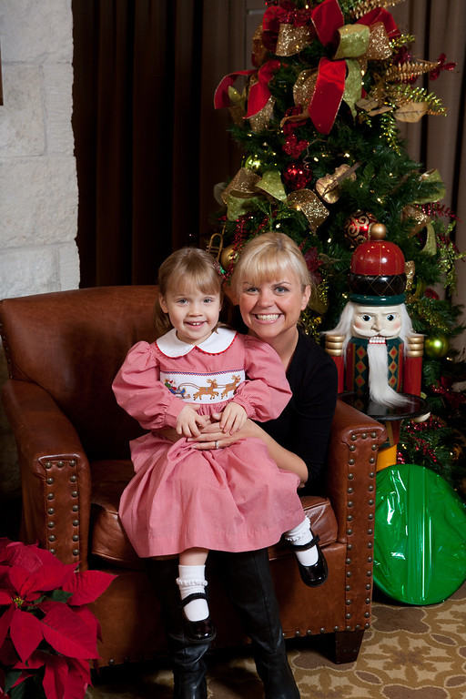 Gladney Breakfast with Santa