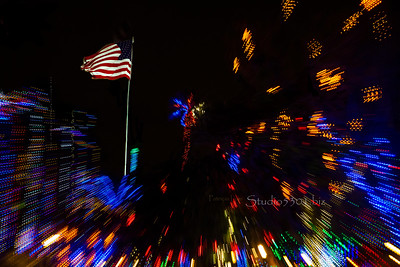 Flag & glendale wild lights 5882
