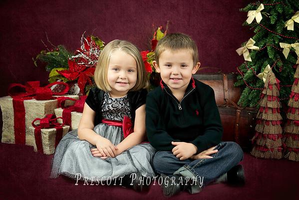 Goodson Family 2013