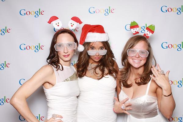Google White Party 12-7-13