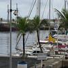 Part of Puerto Rico marina.