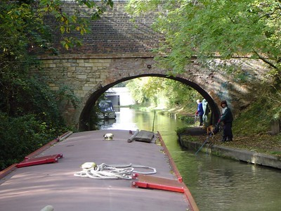 Grand Union Canal 2005