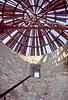 rhodes - windmill - inside
