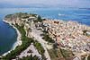 nafplio - view of town from citadel