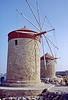 rhodes - windmill