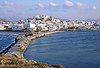 naxos - view from causway to temple of apollo