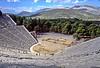 epidaurus - theatre