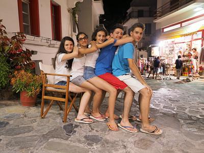 14 15 July Skopelos