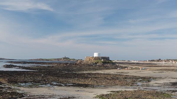 Guernsey, Places, Rocquine Bay, Sea