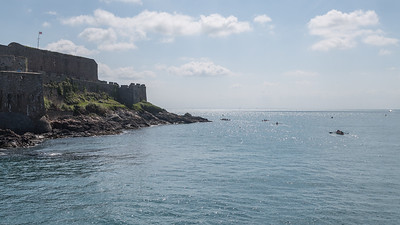 Castle Cornet, Guernsey, Marina, Places, Sea, St. Peter Port