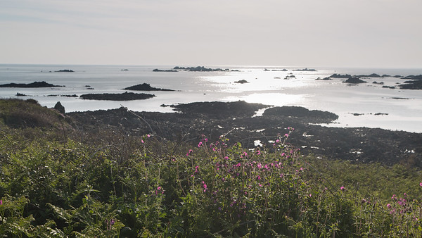 Guernsey, Places, Sea