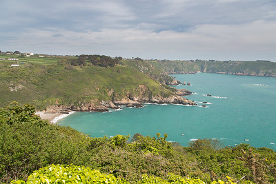 Cliff, Guernsey, Places, Sea