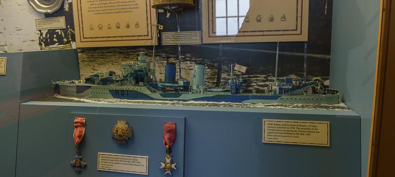 Museum, Castle Cornet