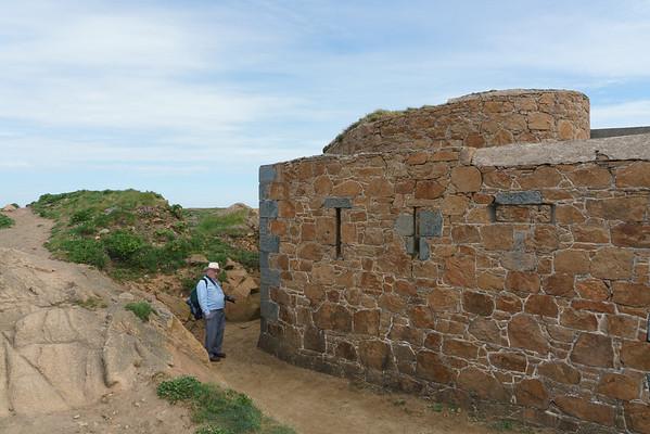Fort Hommet, Fort Hommet Nature Reserve