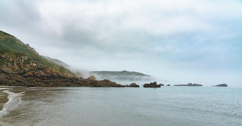 Mist, Petit Bot, Guernsey