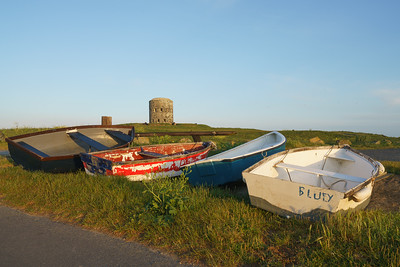Dawn, Fishing Boat, Rousse, Guernsey