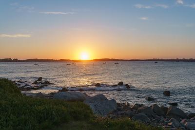 Dawn, Rousse, Guernsey